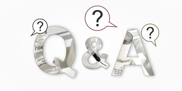 Fillerina Q&A 1