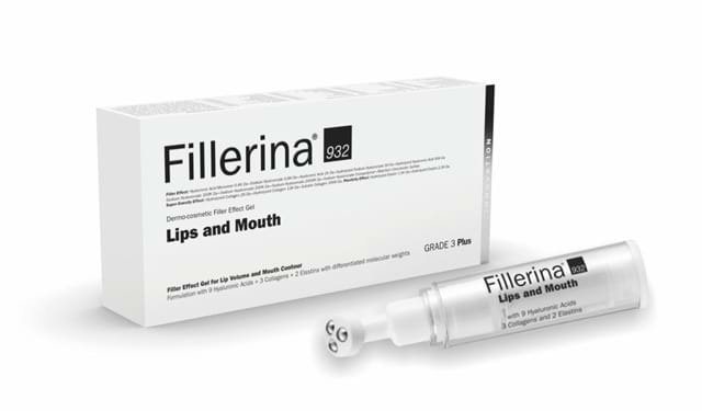 Fillerina 932 Lips Mouth täyttävä geeli Aste 3