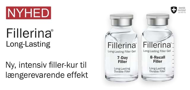 Fillerina Long Lasting Filler Kur Nyhed